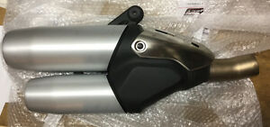 Exhaust silencers OE 2015 Monster 1200