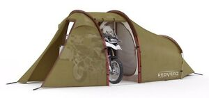 Redverz Atacama expedition tent-green