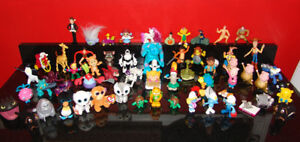 Mcdonalds Toys. Over 60 Figures. Wide Variety.  Different Years