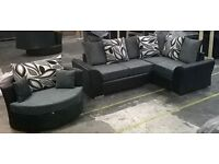 BRAND NEW SOFA! 2ND HAND PRICES! DQF Reno Deal ONLY £499