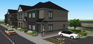 New Build Luxury Premier Units Available Nov 1