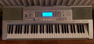 Piano Clavier électrique Casio CTK-810 61 Touches Dynamiques