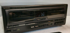 Technics 60+1 Compact Disc Changer SL-MC50