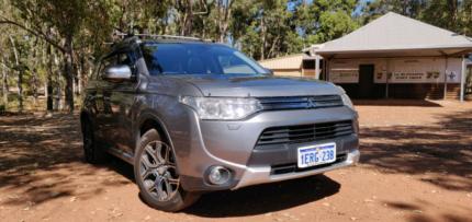 Mitsubishi PHEV (Electric hybrid) Outlander Aspire Mundaring Mundaring Area Preview
