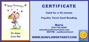 Psychic Tarot Card Readings (Medium Readings also available) Kitchener / Waterloo Kitchener Area image 6