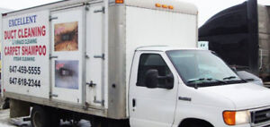 Duct Cleaning (Excellent duct cleaners)