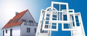 VINYL WINDOWS REPLACEMENT, STEEL ENTRY DOORS, FIBERGLASS AND MODERN DOORS REPLACEMENT & INSTALLATION - FREE ESTIMATES