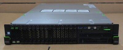Fujitsu Primergy RX4770 M4 CTO 4x CPU 48x DIMM Slots 16x 2.5 Bay 2U Server