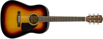 Fender CD-60 V3 - Acoustic Guitar - Sunburst