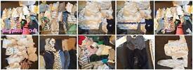 Baby boys newborn - 3 month BIG BUNDLE 200+ items