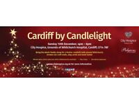 Cardiff by Candlelight
