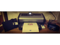 Printer, camera and digital photo frame