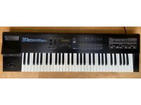 Roland D-20 multitimbral synthesizer and sequencer