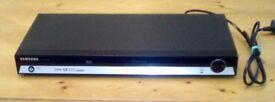 Samsung DVD-HD860 - Black/Silver + remote