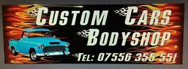Car Body Shop Company For Sale
