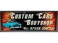 Car Body Shop Company For Sale