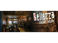 Experienced Waiting Staff Required - part time