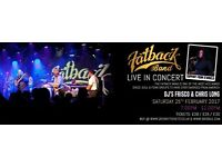 2 x Tickets to the Fatback Band in Leicester 25th February 2017