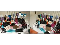 AVON LARGE JOBLOT OF NEW PRODUCTS INCLUDING WELL OVER 30 LIPSTICKS