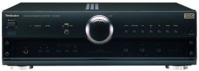 >> Technics SU-A808 EX-DISPLAY HI-FI STEREO AMPLIFIER