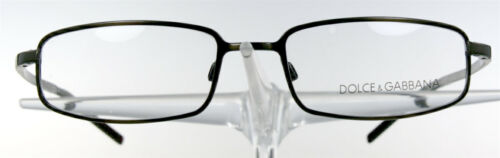 DOLCE GABBANA 1004 Brille Brillengestell Braun Damen Herren Eyeglassses NEU