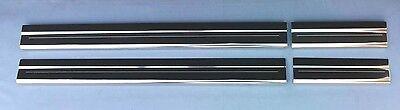 Nissan Qashqai (5 seater) Mk1 2007 - 2013  Sill Protectors / Kick plates