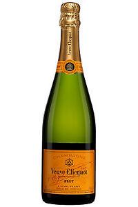 Champagne Veuve Clicquot Brut 750ml     50$