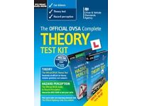 Driving theory test CD Room