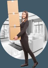 Van hire Man with van Removal services Furniture move