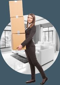 Cheapest House Removal Furniture moves van hire Man with van