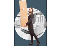 Man with van Van hire Furniture move Single items Delivery service