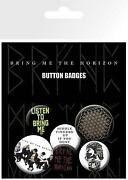 Rock Band Badges
