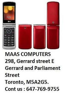 Pre Christmas Sale Amazing offer  on LG G360 ; Flip phone ; Dual Sim ; Available in Red and Black Colour