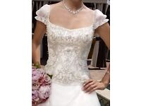 Wedding Dress (Brand New - Never Worn) £295 ovno