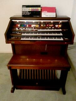Kawai Model DX900 Electronic Organ Parkwood Gold Coast City Preview