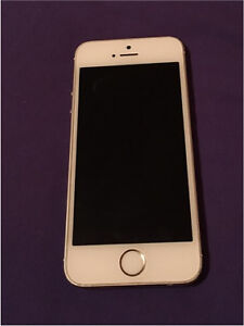* IPHONE 5s gold * 16go  Bell