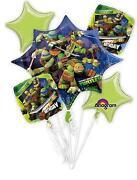 Ninja Turtle Balloons