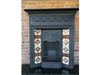Victorian fireplace CHEAP DELIVERY UK