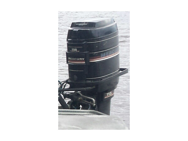 Used 1987 Mercury 115 HP Mercury Tower of Power Outboard Motor Only