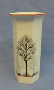 Royal Winton Manhattan Trees Vase Staffordshire England