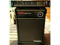 HH 150w amp and pro series cab