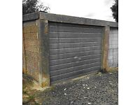 Lock-up single garage conveniently located off Manor Road, Selsey
