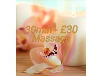Professional Massage in Earls Court