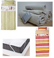 Various NEW Ikea Twin Bed Items - Duvet Covers, Protector