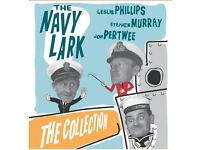 The Navy Lark Radio Shows 236 Episodes on one DVD Make a great gift Can post