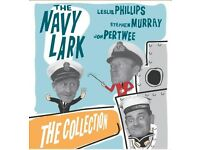 The Navy Lark Radio Shows (236 half hour Episodes) on one DVD Make a great gift, Can post
