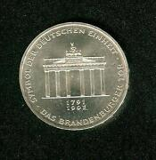 10 DM Brandenburger TOR