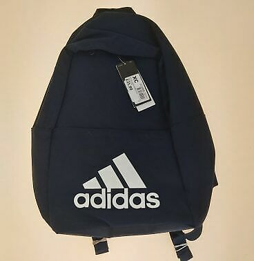Adidas Classic Backpack Navy New