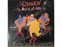 Queen - A kind of magic vinyl