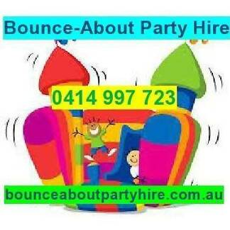 Bounce About Party Hire Pinjarra Murray Area Preview